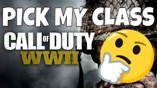 WW2 Livestream Pick My Class