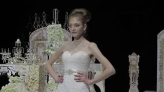 Свадебные платья Amelia Sposa, Moscow Bridal Weekend 2014