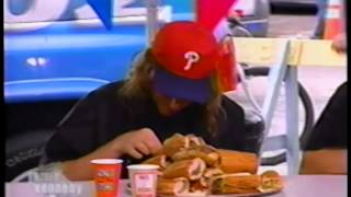 Jamie Kennedy Experiment: Cheese Steak Prank w/ Chio In The Morning