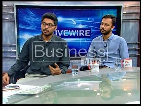 LIVE WIRE  | Startup Landscape Flourishing in Pakistan | Rohail Itnikhab | 3rd Oct 2017 |