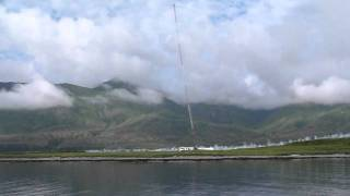 Coast Guard Loran Station Attu