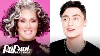 Gottmik's Whatcha Packin' 🌟 S13 TOP 4 | RuPaul's Drag Race