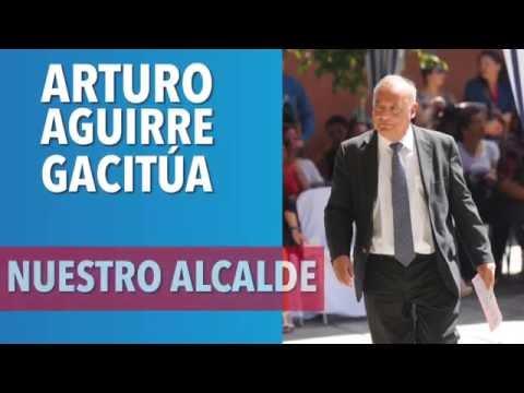 Resultado de imagen para arturo aguirre alcalde de cerrillos