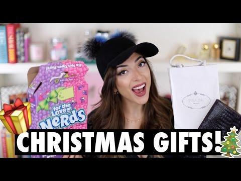 What I Got For Christmas 2015! | Amelia Liana