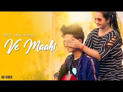 Ve Maahi ( Kesari ) | Cover Song | Arijit Singh | Asees Kaur | Cute Love Story