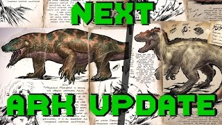 ARK Update - 5 new Dinos! || Introducing the new dinosaurs || Cantex