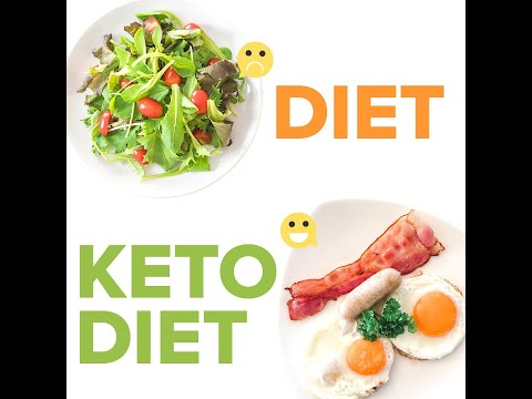 How to start a keto diet!