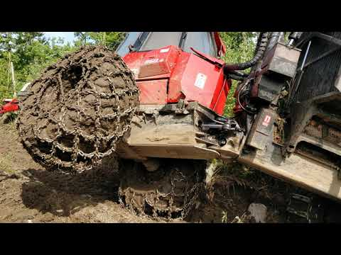Forestry Equipment Fail Compilation