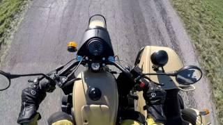 Custom 2017 Ural cT at Heindl Motorcycle Sales