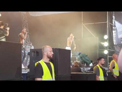 Rae Sremmurd - No Type | live | Splash 2017