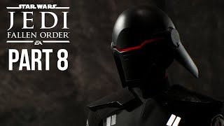 Star Wars Jedi Fallen Order Gameplay Walkthrough Part 8 - THE SECOND SISTER (Full Game)