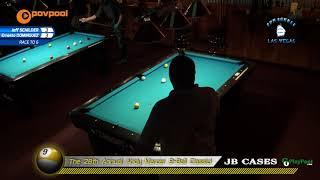 #14b - Ernesto DOMINGUEZ vs Jeff SCHILDER - 2018 Andy Mercer 9-Ball Classic!