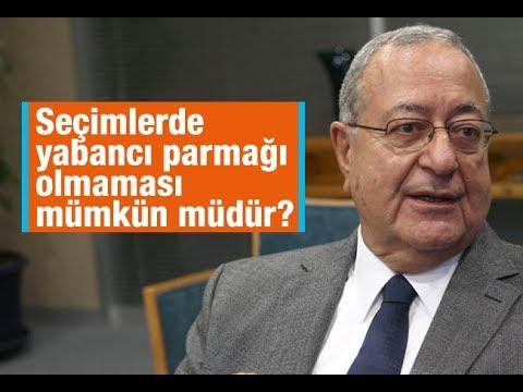 Mehmet Barlas        Seçimlerde yabancı parmağı olmaması mümkün müdür