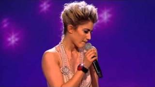Katie Waissel sings Save Me From Myself for survival - The X Factor Live results 6 (Full Version)