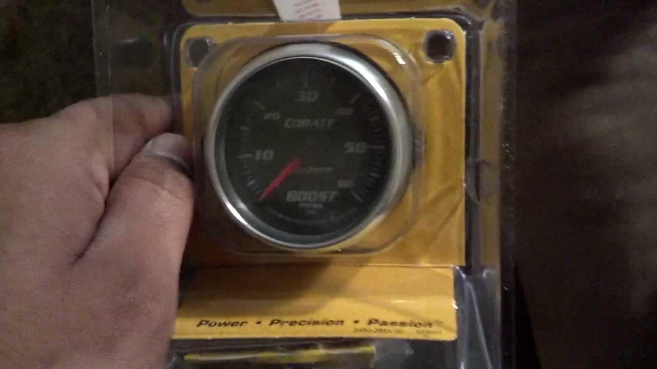 autometer gauge wiring autometer cobalt boost gauge [ 1280 x 720 Pixel ]