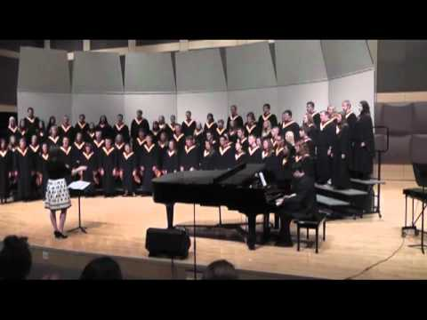 Meteor Shower Farmington High School 2012 Concert Choir