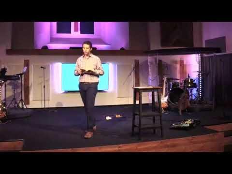 Cold Springs Church, February 25, 2018, Sermon