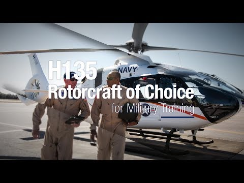 Airbus H135 For The U.S. Navy Trainer Program - Episode 1