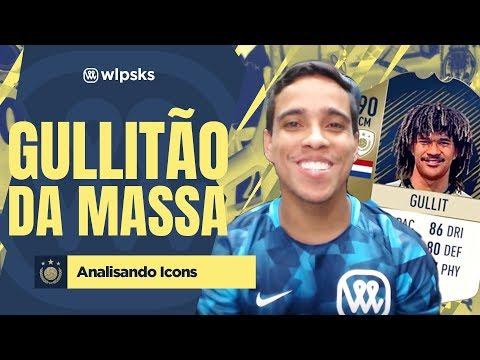GULLIT - ANALISANDO ICONS !!! | Wendell Lira