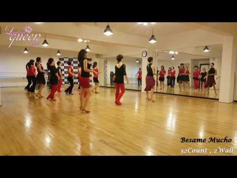 Besame Mucho Line Dance