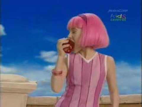 LazyTown song - Energy