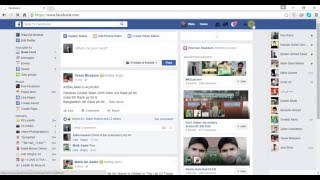 how to change facebook name any language change fb nickname chat page
