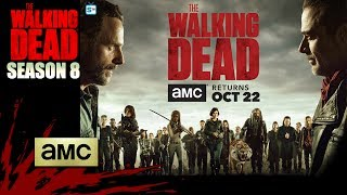 The Walking Dead: Season 8 - OFFICIAL SDCC POSTER & PREMIERE DATE!!!