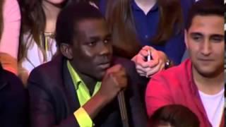 Beyaz Show - Beyaz ile Çorumlu Komik Muhabbeti 17 Ocak 2014