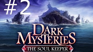 Dark Mysteries the Soul Keeper - Episodio 2: Tra canne e marchingegni !!