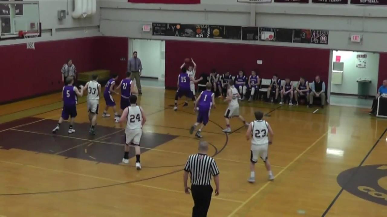 NCCS - Ticonderoga JV Boys Grannie Cam  1-4-17