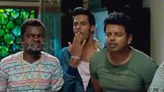 jaguar kannada movie comedy funny scene Nikhil Gowda