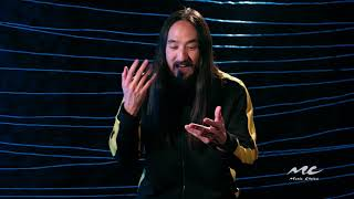 "Steve Aoki On Finding Out ""Waste It On Me"" Went #1"