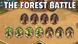 Hearthstone - The Endless Army of the Forest