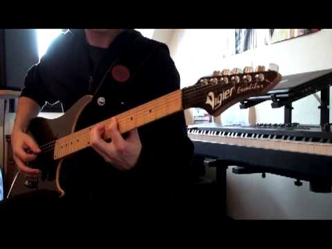 Sum 41 - In Too Deep (Guitar Cover)