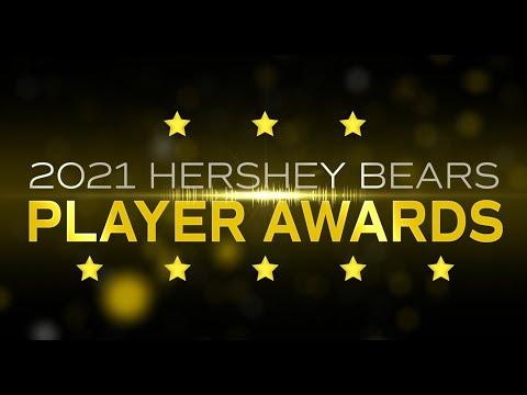 2020-21 Hershey Bears Player Awards
