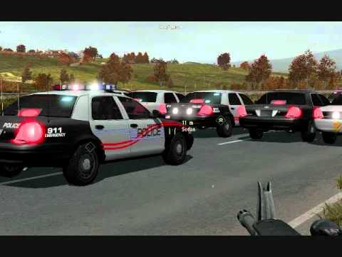 Arma  Police Car Mod