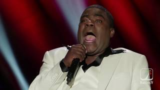 Tracy Morgan on Staying Alive and laughing 😂 about it.  Netflix Special