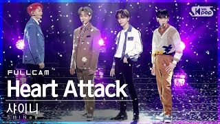 Download [안방1열 직캠4K] 샤이니 'Heart Attack' 풀캠 (SHINee Full Cam)│@SBS Inkigayo_2021.02.28.