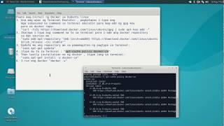 paano mag-install ng docker sa Xubuntu Linux