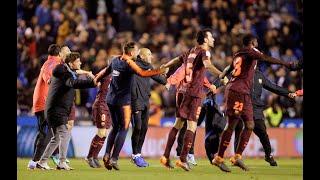 ספורט - תקציר ספרד ליגה ספרדית לה קורוניה ברצלונה משחק אליפות