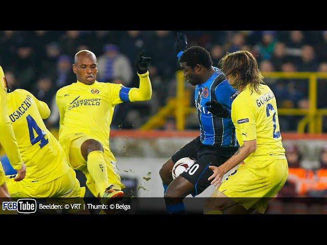 2010-2011 - Europa League - 08. Groep D Match 6 - Club Brugge - Villareal CF 1-2