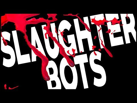 🔴 BEWARE Artificial Intelligence — SlaughterBots