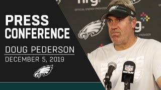 Doug Pederson We're in a Must-Win Situation | Eagles Press Conference