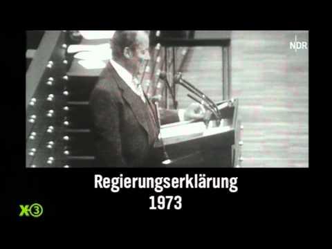 PLAGIAT: Regierungserklärung Gerhard Schröder vs Willy Brandt