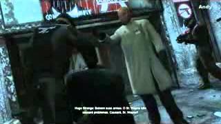 Batman Arkham City PC on EVGA GTX 460 - Gameplay HD