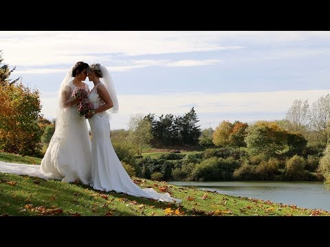 Amy & Becky || Wedding Video || Channels Estate, Chelmsford