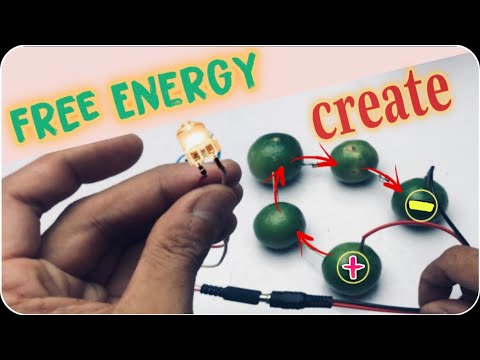2 Cách tạo ra Dòng Điện mà bạn chưa biết - Ways to Generate Free Electricity That You Didn't Know