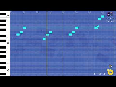 画像2: 04 18 もう1音入れる バレッドプレス KORG Gadget for Nintendo Switch講座 www.youtube.com
