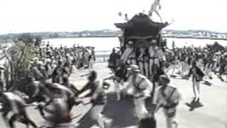 平成2年10月10日 八木地区 だんじり(にしおおじ http://www2.sens...