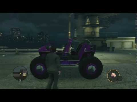 Saints Row : The Third - Saints Raider (Martian Vehicle)